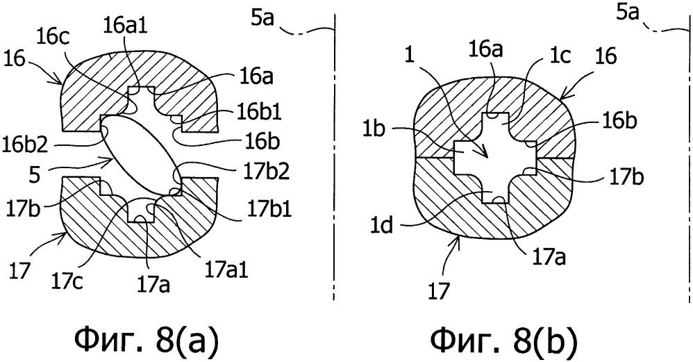 Способ изготовления кольцевого формованного изделия и кольцевой материал для изготовления такого изделия