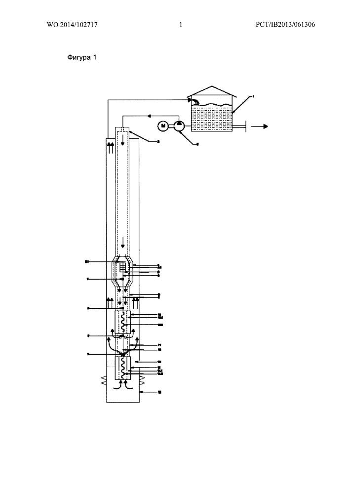Система насосно-компрессорной добычи углеводородов со смонтированным на основании винтовым двигателем