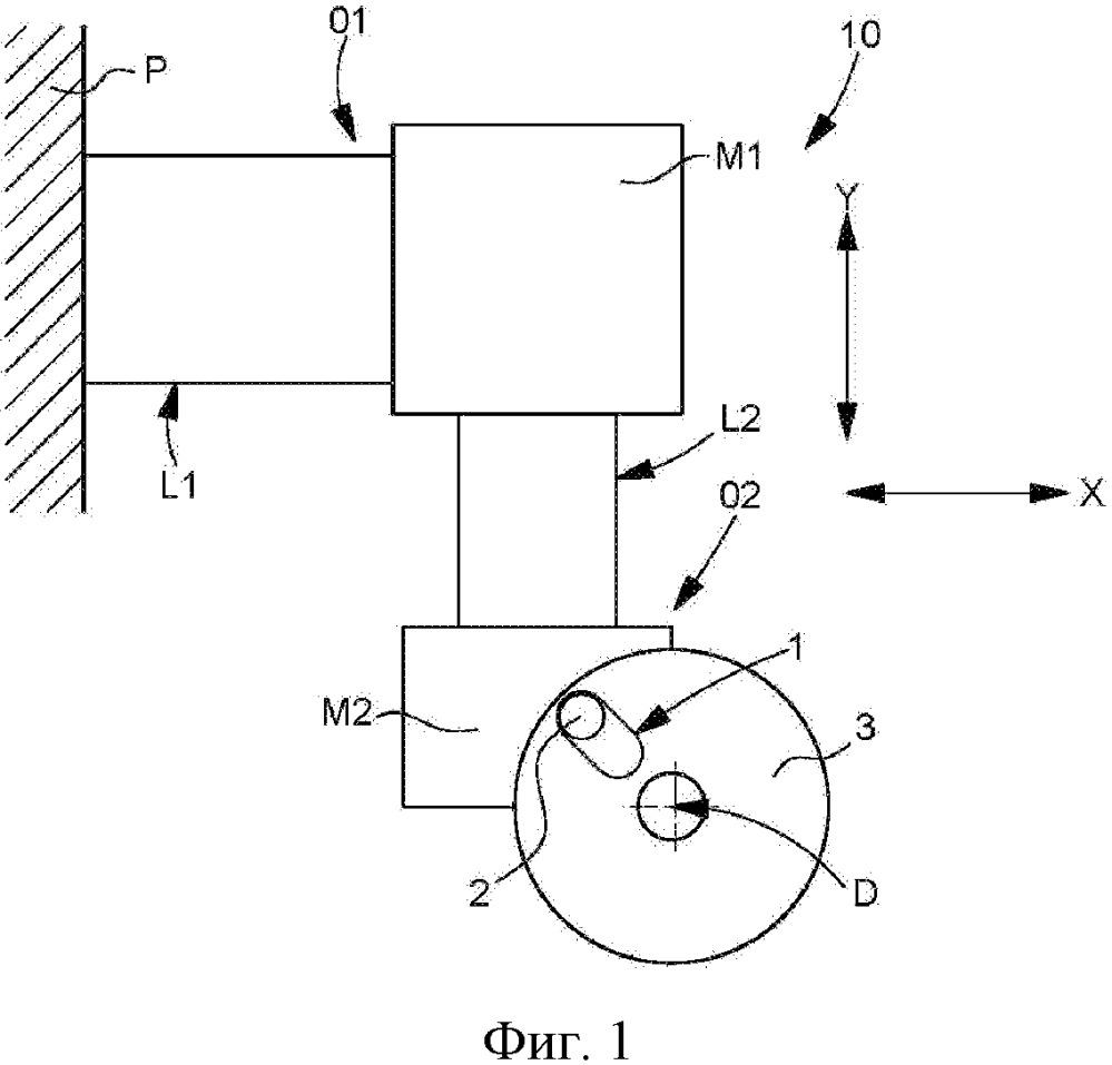 Комбинированный резонатор с улучшенной изохронностью