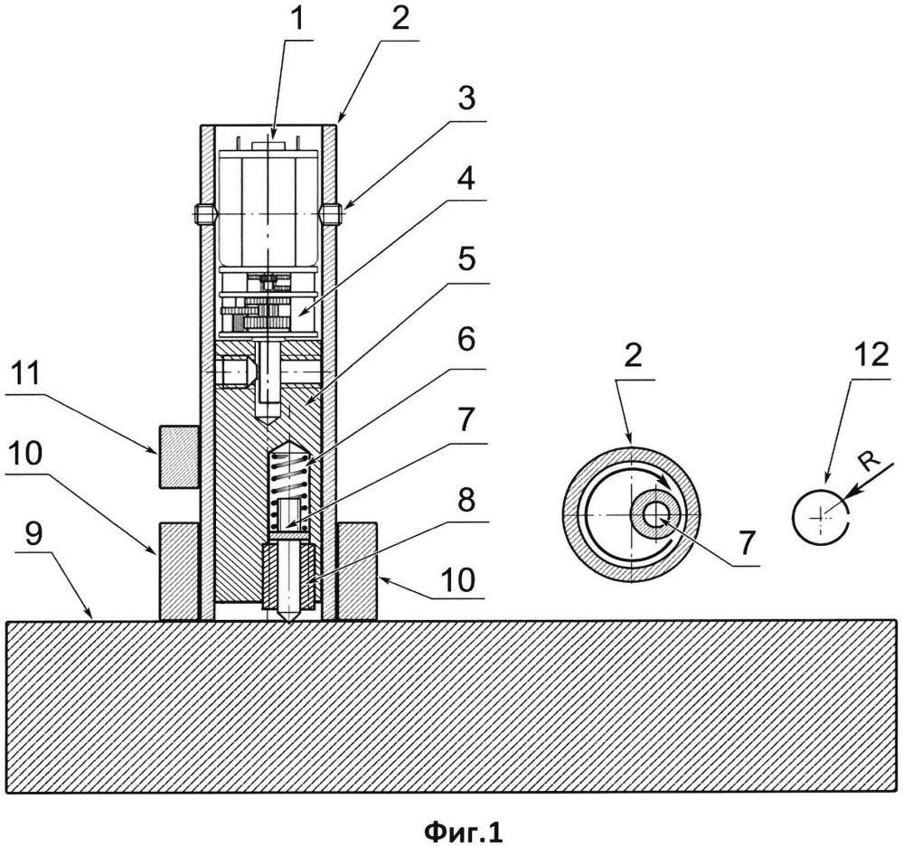 Способ склерометрических исследований материалов с целью измерения параметров микроструктуры и устройство для его осуществления