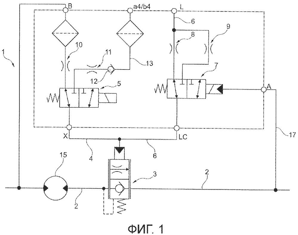 Гидравлический контроллер для гидравлически управляемого поднимаемого и опускаемого крюка крана