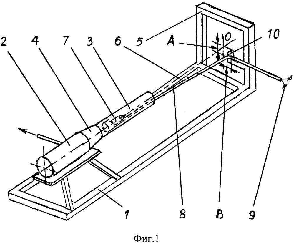 Баллистический модуль и способ проводной электрической связи для регистрации параметров функционирования метаемого измерительного зонда в полном баллистическом цикле