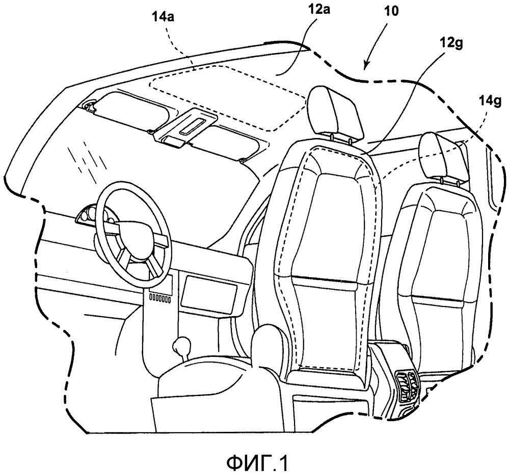 Скрытый фотолюминесцентный пользовательский интерфейс транспортного средства