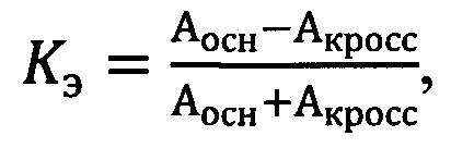 Антенна эллиптической поляризации
