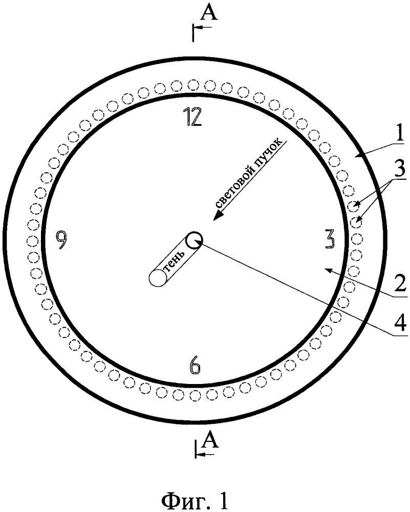 Электронные часы-светильник