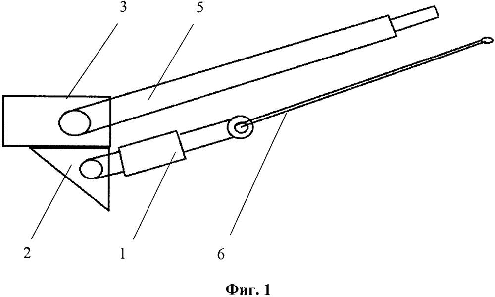 Догружающее устройство прикатывающего агрегата