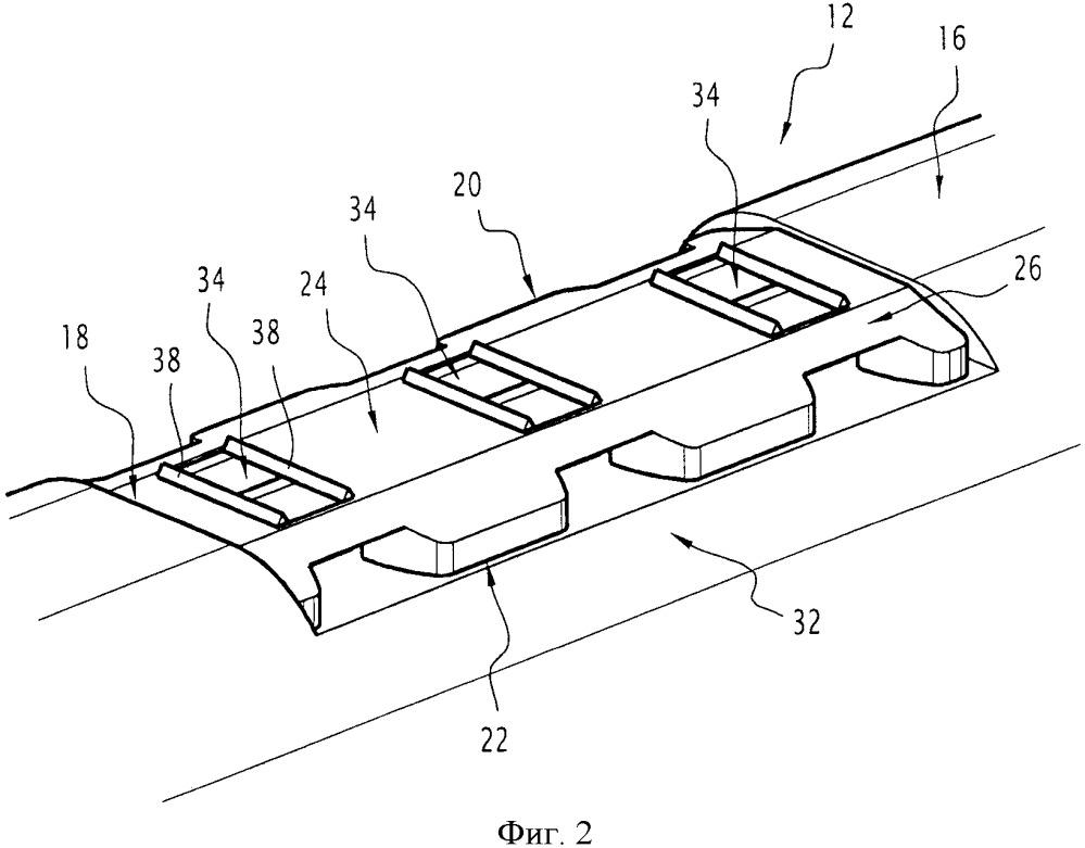 Устройство для охлаждения компонентов, в частности, для железнодорожных транспортных средств