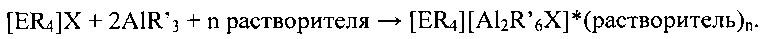 Установка предварительного образования каталитической композиции для получения каталитической композиции для олигомеризации этилена