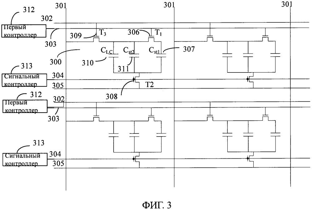 Панель дисплея, имеющая сенсорную функцию, устройство дисплея и способ управления для них