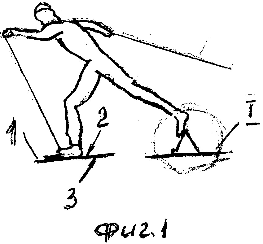 Коньколыжная платформа, системы дас, для людей с ограниченными физическими возможностями