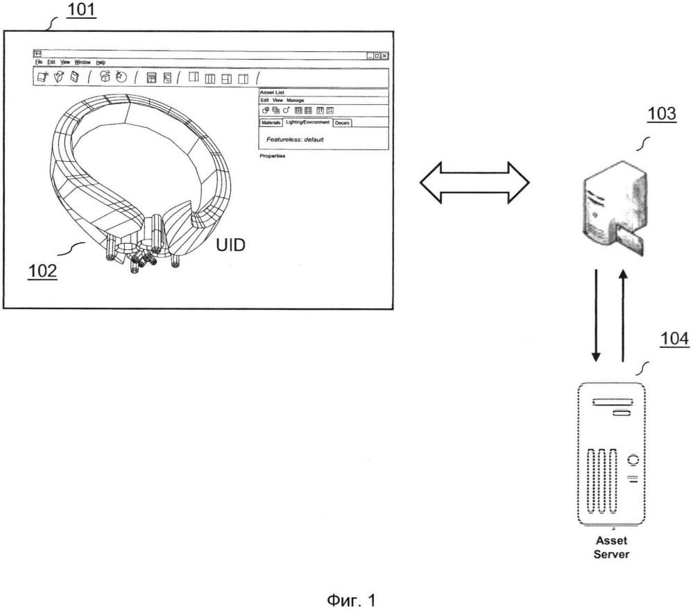 Способ и система удаления невидимых поверхностей трёхмерной сцены