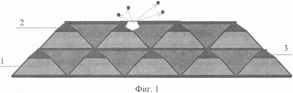 Устройство для защиты космического аппарата от высокоскоростного ударного воздействия частиц космического мусора