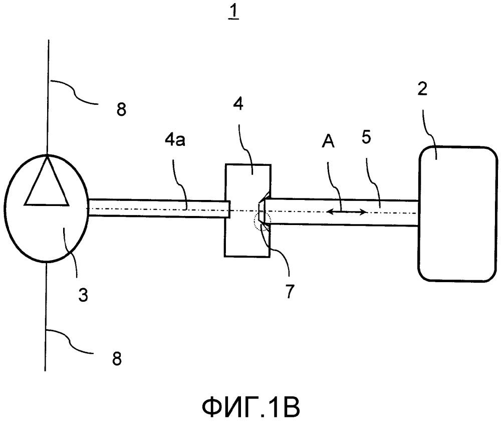 Приводное устройство для автомобиля