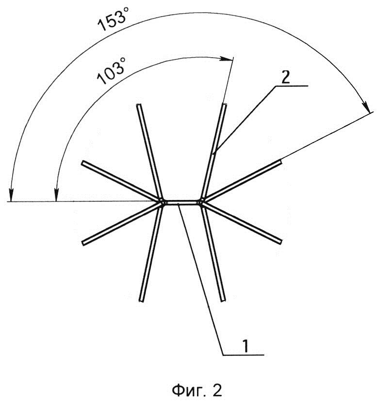 Коронирующий электрод электрофильтра