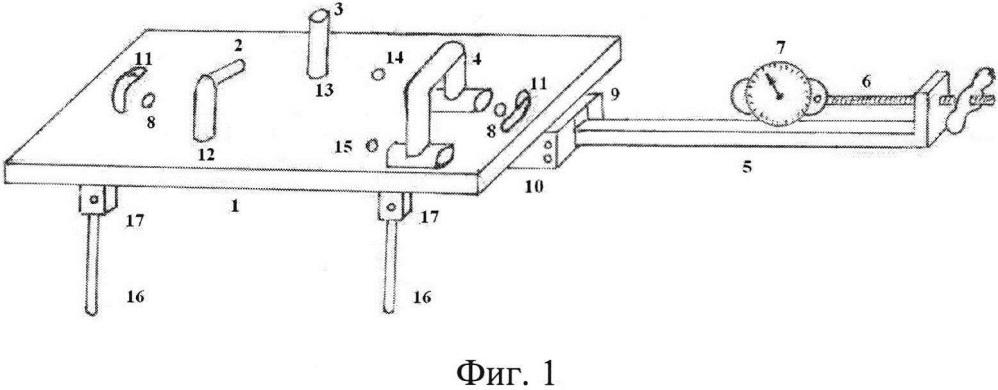 Устройство к операционному столу для лечения повреждений верхних конечностей