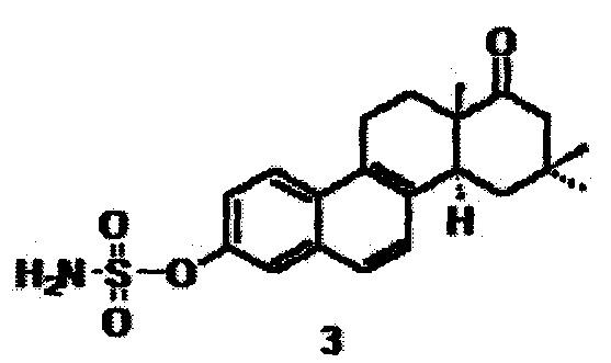Применение 3-о-сульфамата-16,16-диметил-d-гомоэквиленина для лечения онкологических заболеваний