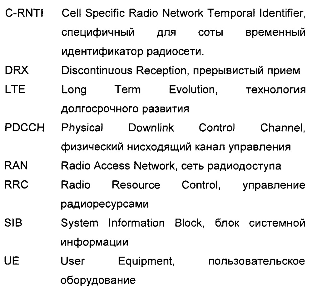 Сигнализация расширенного прерывистого приема для пользовательского оборудования в режиме соединения
