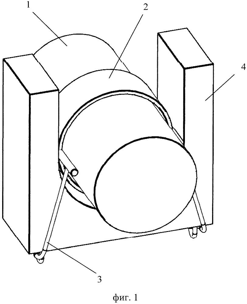 Устройство для балластировки трубопровода