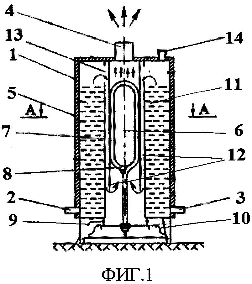 Электрический парогенератор вахова в.и. (варианты)