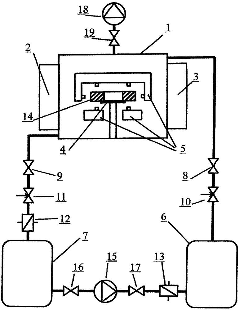 Устройство для индивидуального закалочного упрочнения компонентов технического оборудования