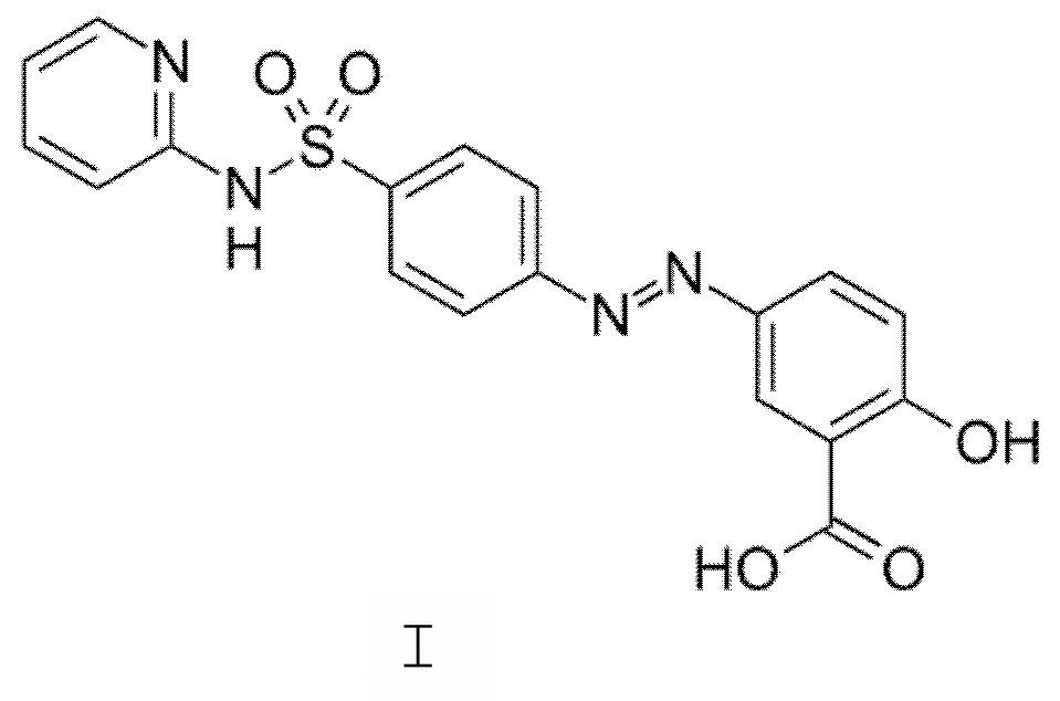 Применение сульфасалазина в качестве ингибитора образования конечных продуктов гликирования
