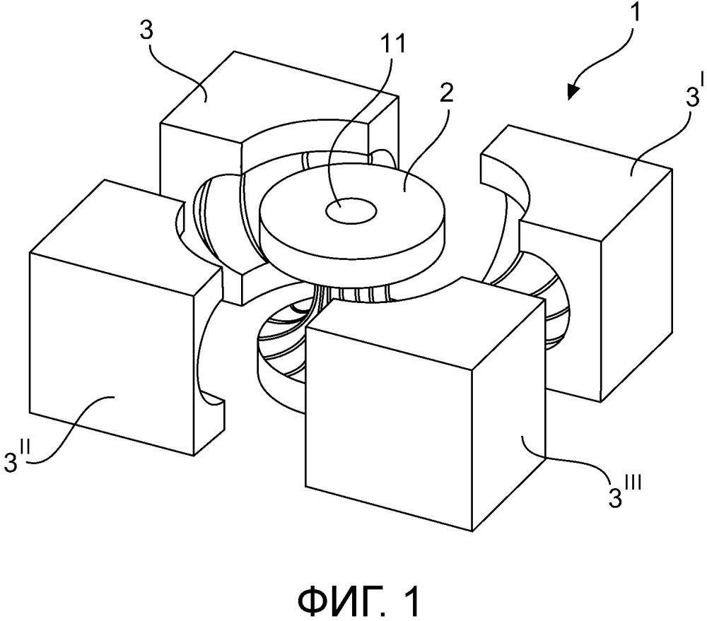 Сенсорный модуль модульного штекерного соединителя