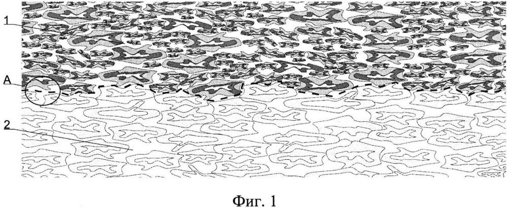 Бронезащитная структура на основе пористого алюминия с локализованным объемом упрочнения