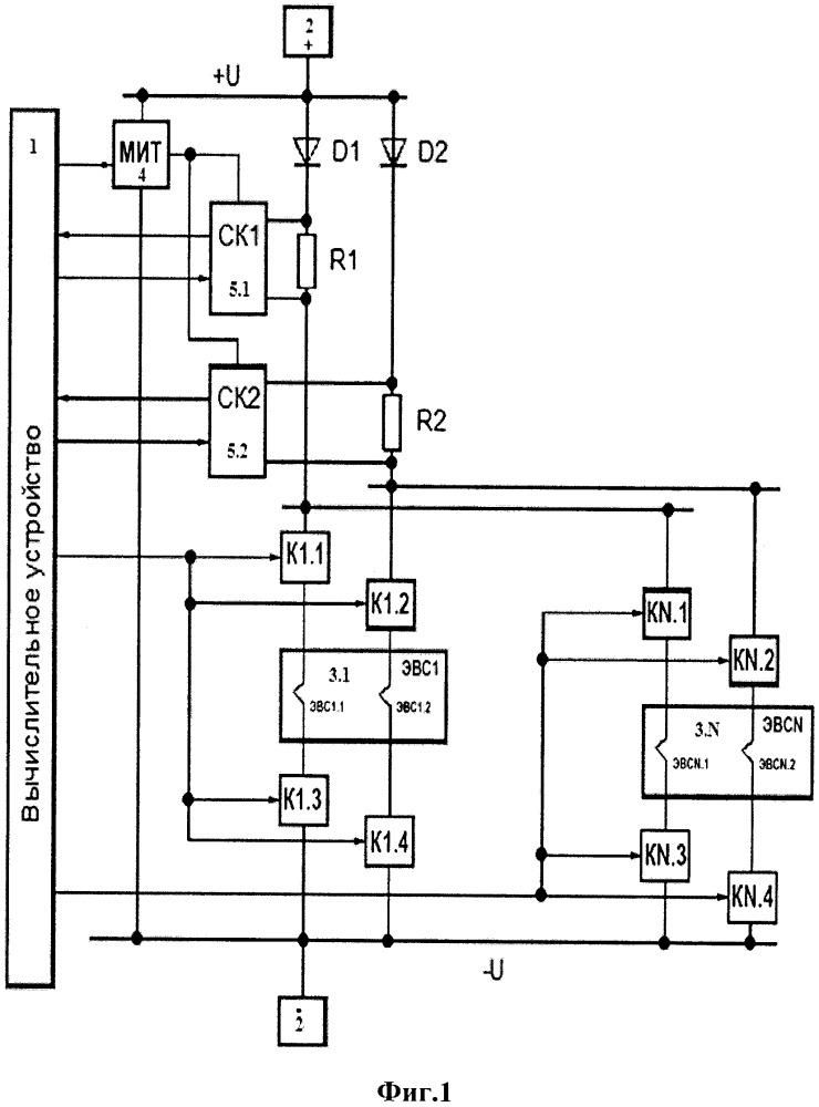 Схема подключения пиросредств