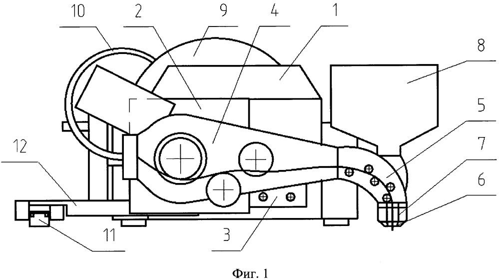 Малогабаритный сварочный трактор для автоматической сварки под флюсом