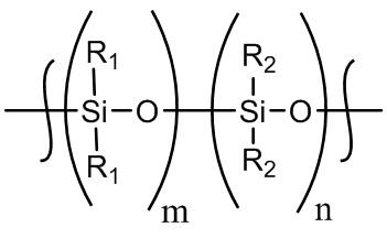Пена на основе полиэтилена, привитого полидиметилсилоксаном