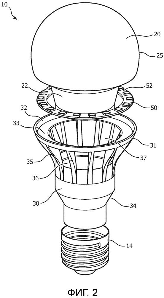 Световое устройство и светильник