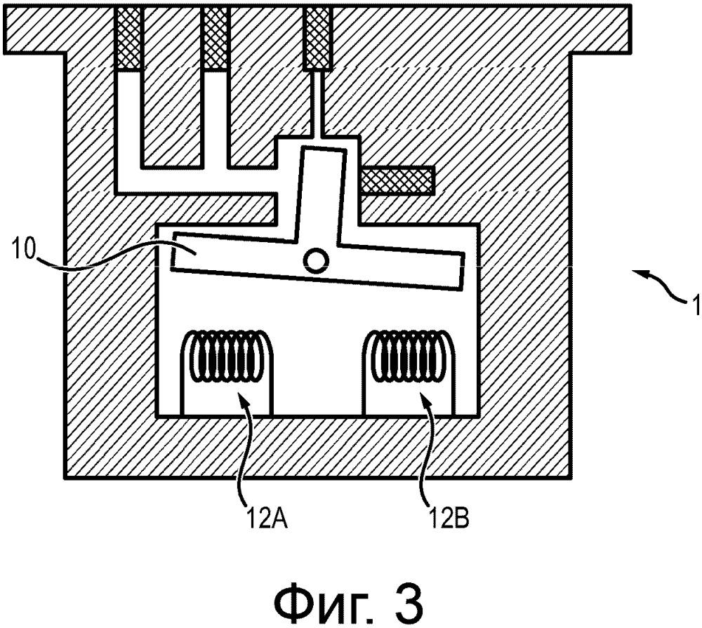 Способ управления бистабильным вентилем выключения для авиационного двигателя