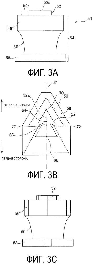 Пневматическая шина и шиповая шпилька