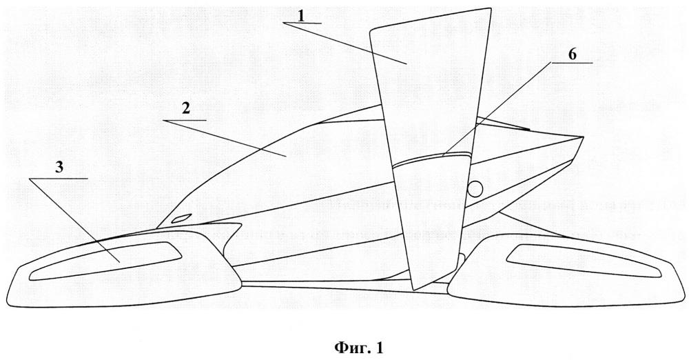 Малогабаритный летательный аппарат (ла) вертикального взлета/посадки с увеличенной дальностью полета