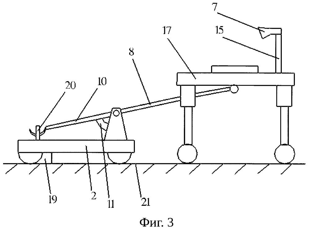 Способ перемещения тарно-штучных грузов на складе