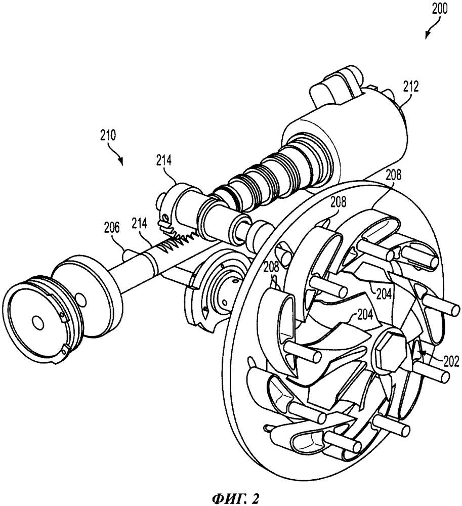 Способ эксплуатации системы двигателя (варианты) и система двигателя