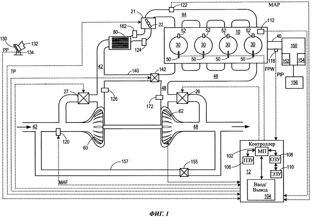 Способ (варианты) и система регулирования мощности нагрева кислородного датчика для уменьшения его деградации под действием воды