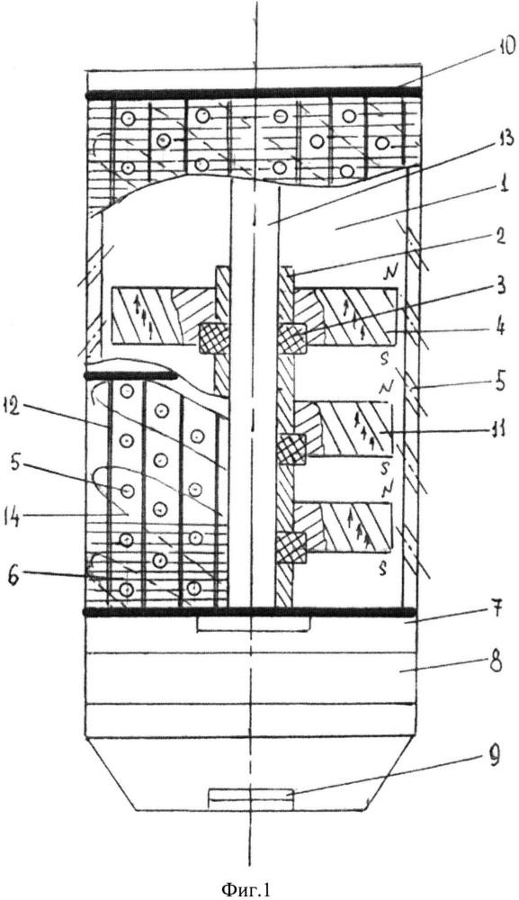 Скважинный самоочищающийся фильтр