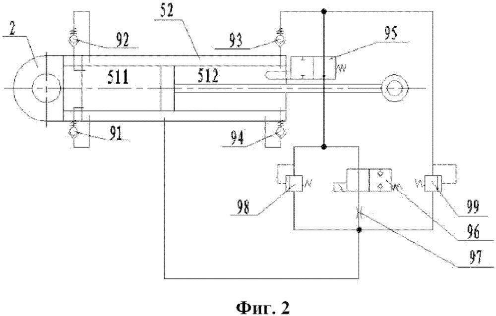 Шарнирно-сочлененная система шасси сочлененного транспортного средства