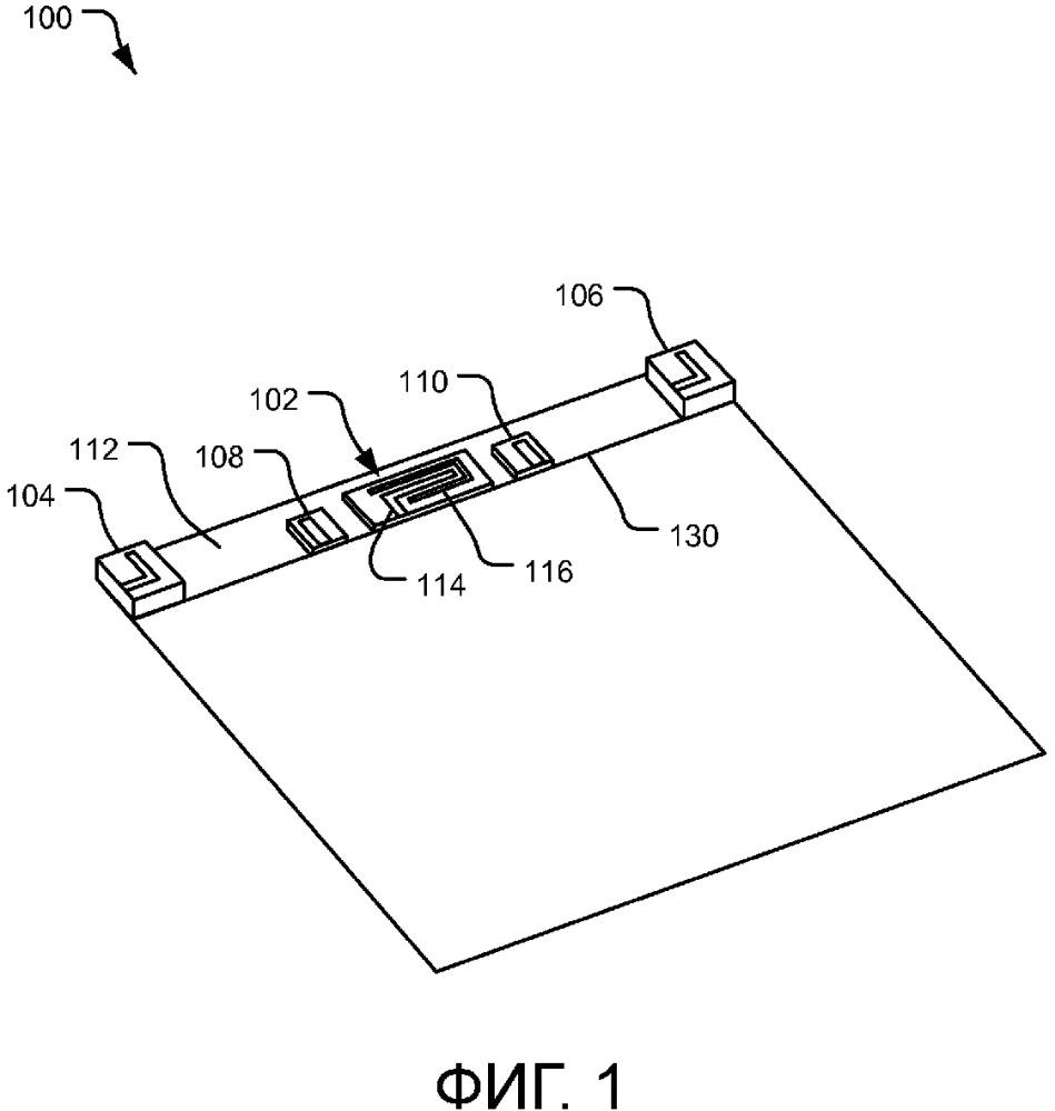 Узел устройства развязки с емкостной связью