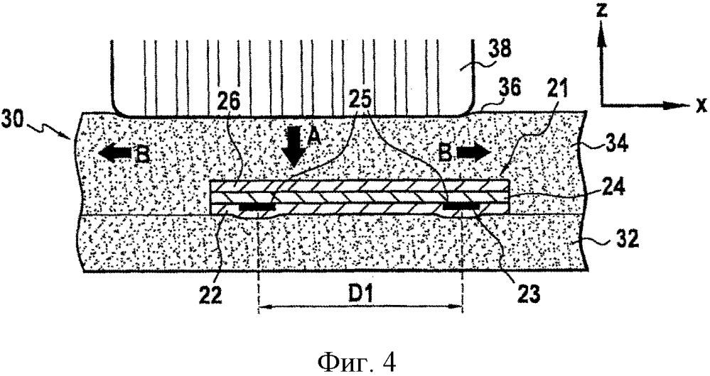 Измерительное устройство, способ его изготовления и способ измерения силы
