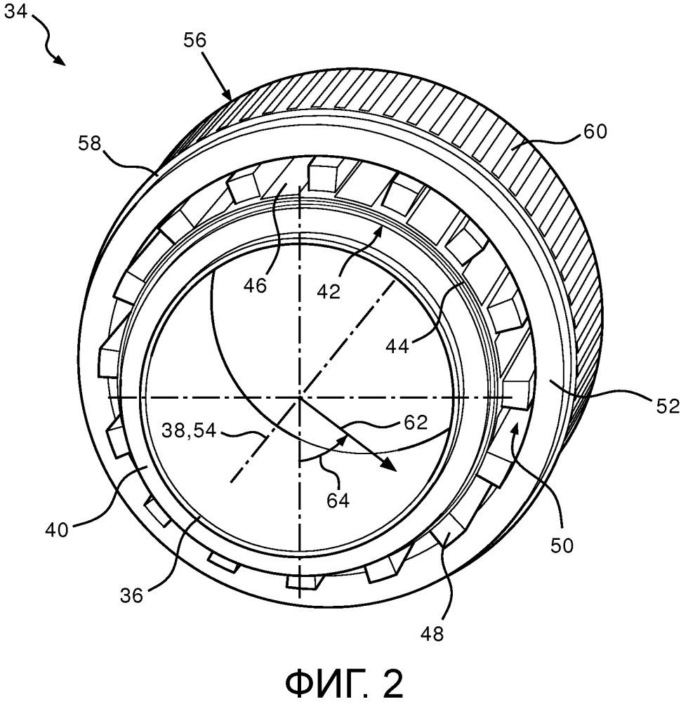 Недорогостоящая легковесная универсальная композитная радиочастотная катушка, проницаемая для излучения