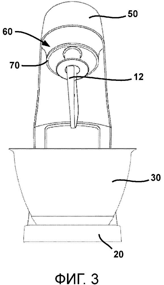 Конструкция стационарного миксера