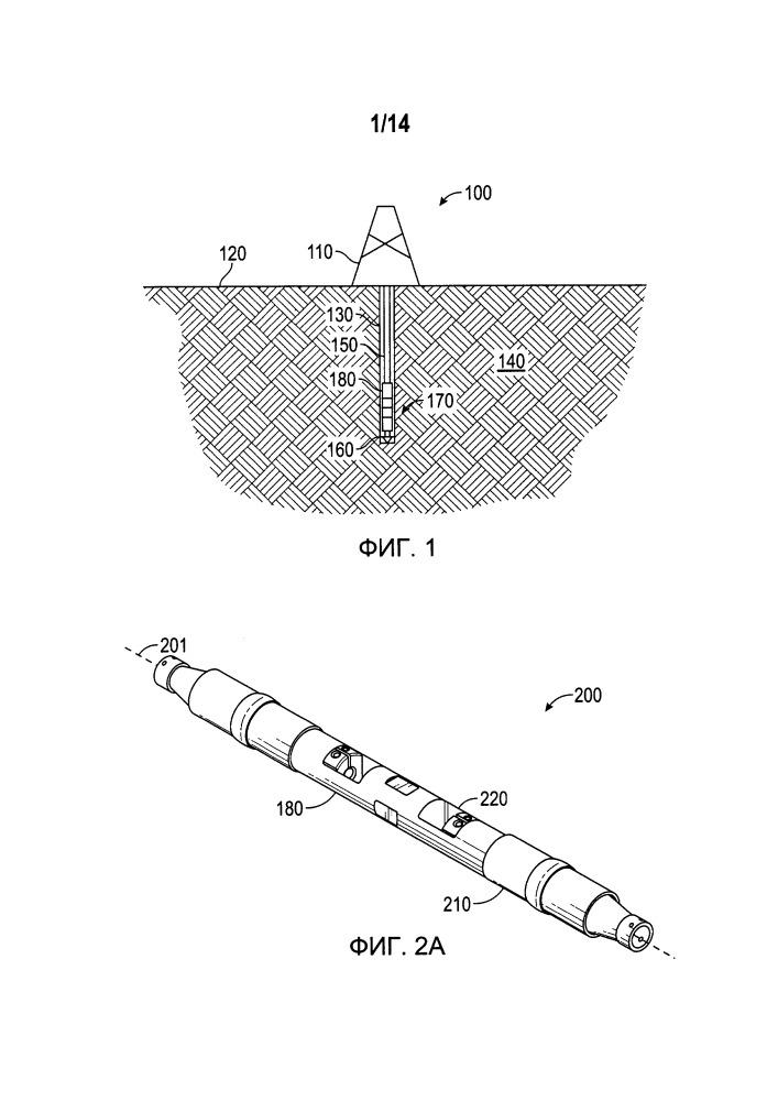 Демпфирующее устройство для скважинного инструмента