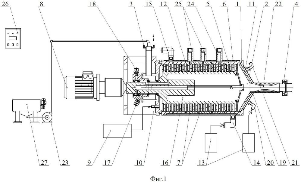 Смесительно-взбивальная машина и способ производства бездрожжевого теста с её использованием