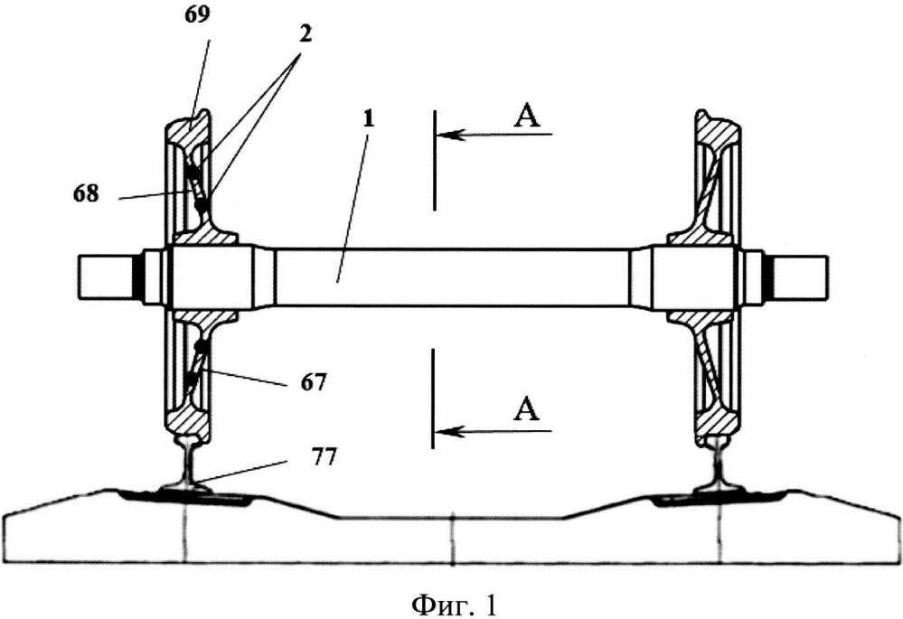 Устройство сбора информации и способ оценки результатов взаимодействия между колесом и рельсом