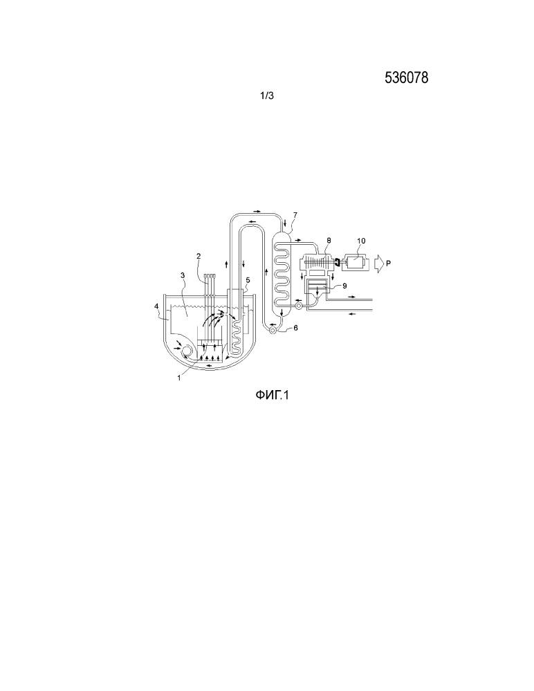 Способ обработки натрия, осажденного на элементах ядерного реактора, и способ промывки топливной кассеты ядерного реактора с использованием указанного способа обработки