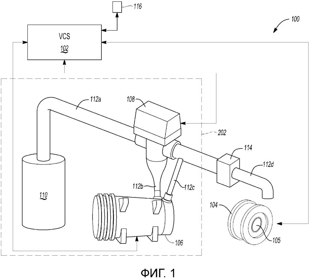 Система очистки камеры транспортного средства