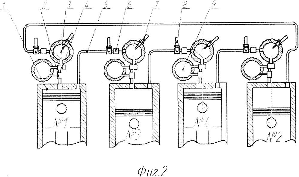 Способ работы поршневого двигателя внутреннего сгорания и устройство для его осуществления