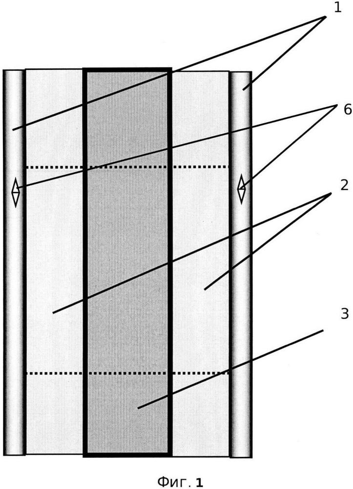Несъёмная опалубка для монолитного бетона или железобетона из неорганического смарт стекла (варианты)